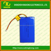 405085 deep cycle rechargeable lithium polymer battery 3.7v 2000mah li- ion polymer battery