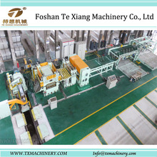 high quality steel coil/Stainless Steel /Steel plate shearing machine for coil cut to length line