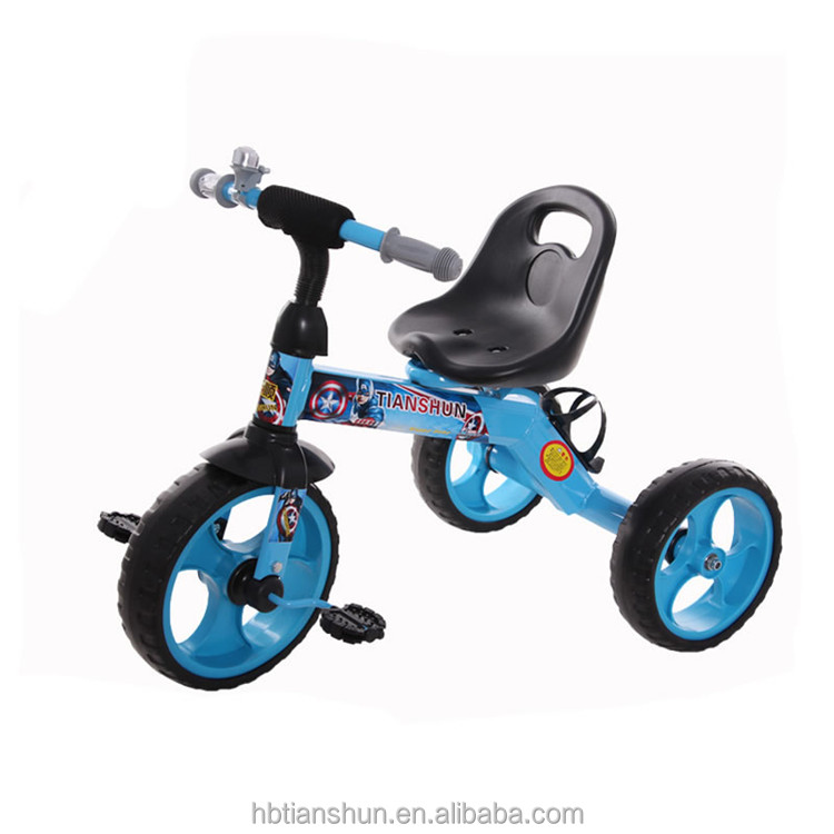 Factory wholesale baby 3 wheel tricycle for kids with high quality