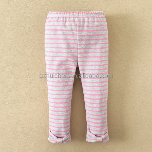 high quality kids girls wearing yoga pants hot sell item, India children wear