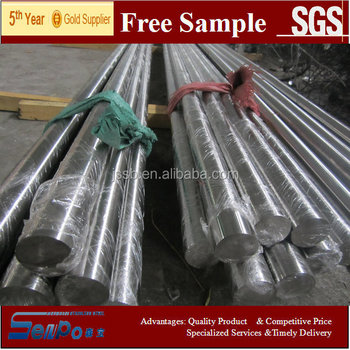 Classification society AISI 316L bright Shafting factory sale
