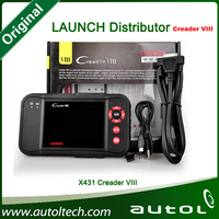 Launch X431 Creader VIII Comprehensive Diagnostic Instrument for Engine, automatic transmission, anti-lock braking system