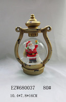 New Resin Decoration Handing Lantern Make It Christmas Ornaments