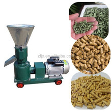 Factory price good anilal feed pellet machine/wood pellet mill/pet food pellet production line (email:sophie@jzhoufeng.com)