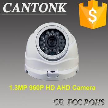 Hot AHD Camera 960P Factory price IR Dome AHD camera, 960P AHD Camera