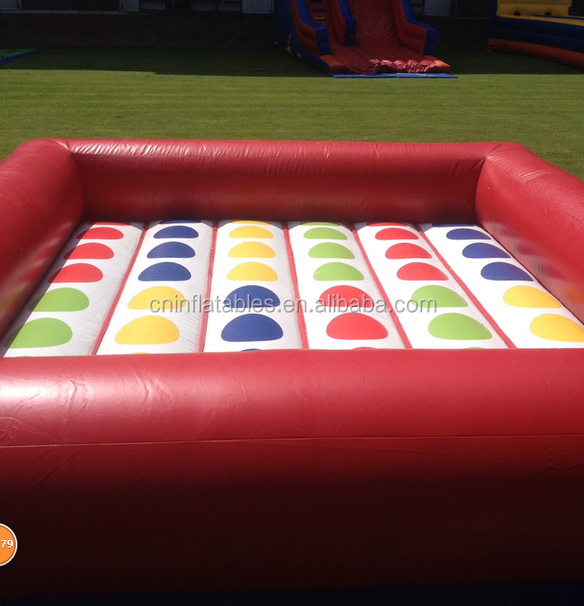 inflatable sport games/ Giant Inflatable Twister