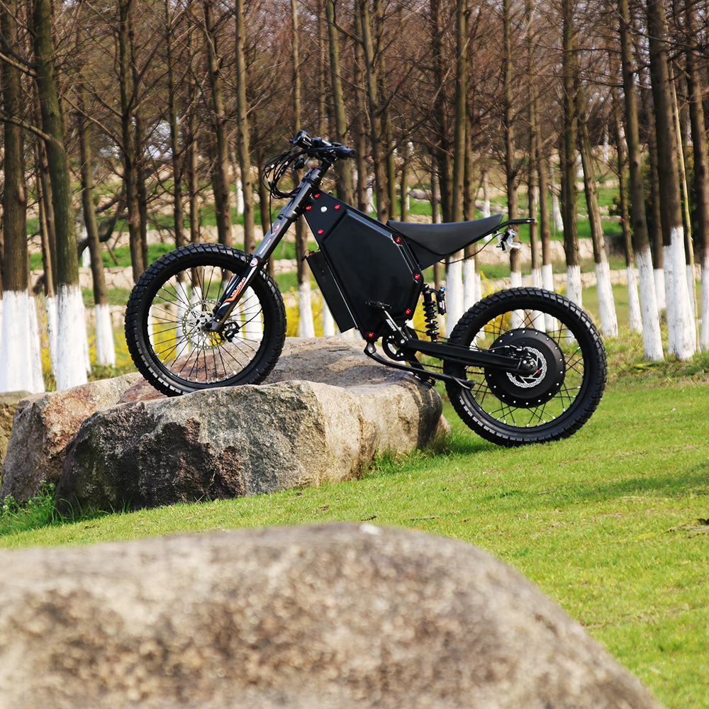 72V 12000W Stealth Bomber ebike enduro motorcycles The most powerful <strong>Electric</strong>