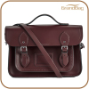 fashion leather satchel document bag business men laptop briefcase bag leather handbag wholesale for men and women
