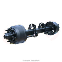 Heavy duty type 20T square tube American type trailer axle