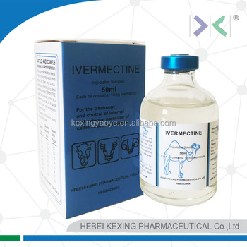 cattle use medicine Ivermectin 1%+ Clorsulon 10% injection
