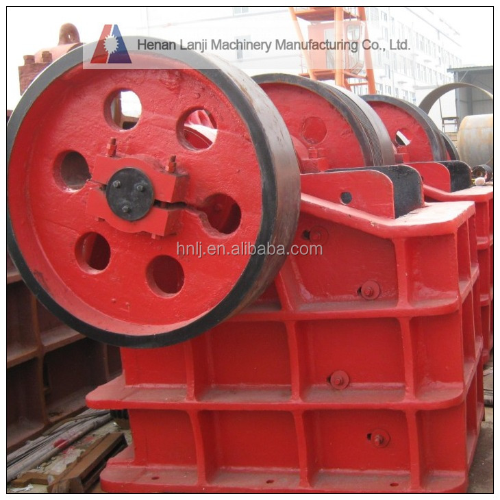 Mineral Ore Jaw Crusher stone production line