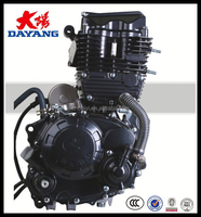 1 Cylinder Four Stroke Water-Cooled Lifan 175cc Bajaj Engine