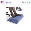 fancy foot cushion for foot leg injury,anti bacterial relaxing foot support pad with memory foam core