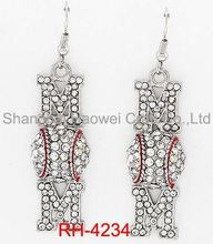 RH-4234 Best selling top quality leopard earring with good price