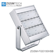 High Brightness 150 watt led flood light with Resistance dimming Function