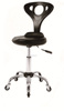 beauty spa stool salon chair black with hight quality