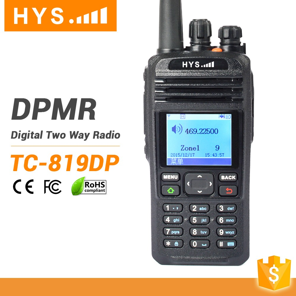 Wireless VHF UHF mini Bicycle 10W Transceiver Car Radio Walkie Talkie Radio Ham with 20KM Range