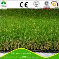 Premium Natural Green Artificial Grass for Landscaping Like Garden