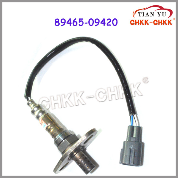 OEM 89465-09420 Japan car factory <strong>price</strong> <strong>o2</strong> oxygen sensor