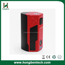 Alibaba Express Sole Agency New Product E Cigarette Box Mod Tesla Invader 2/3