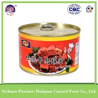 wholesale china manufacturer of beef products in tin