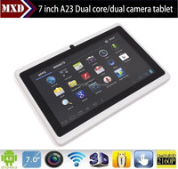 Bulk wholesale android tablet 7 inch allwinner A13 ROM 4GB tablet android Q88