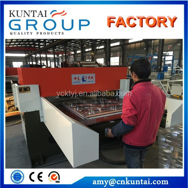 Double-side automatic feeding die cutting machine (Hot Sale)