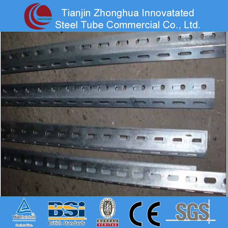 Steel Angle Metal Iron Bar With Holes