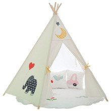 kids play teepee canvas tent party tent factory wholesale