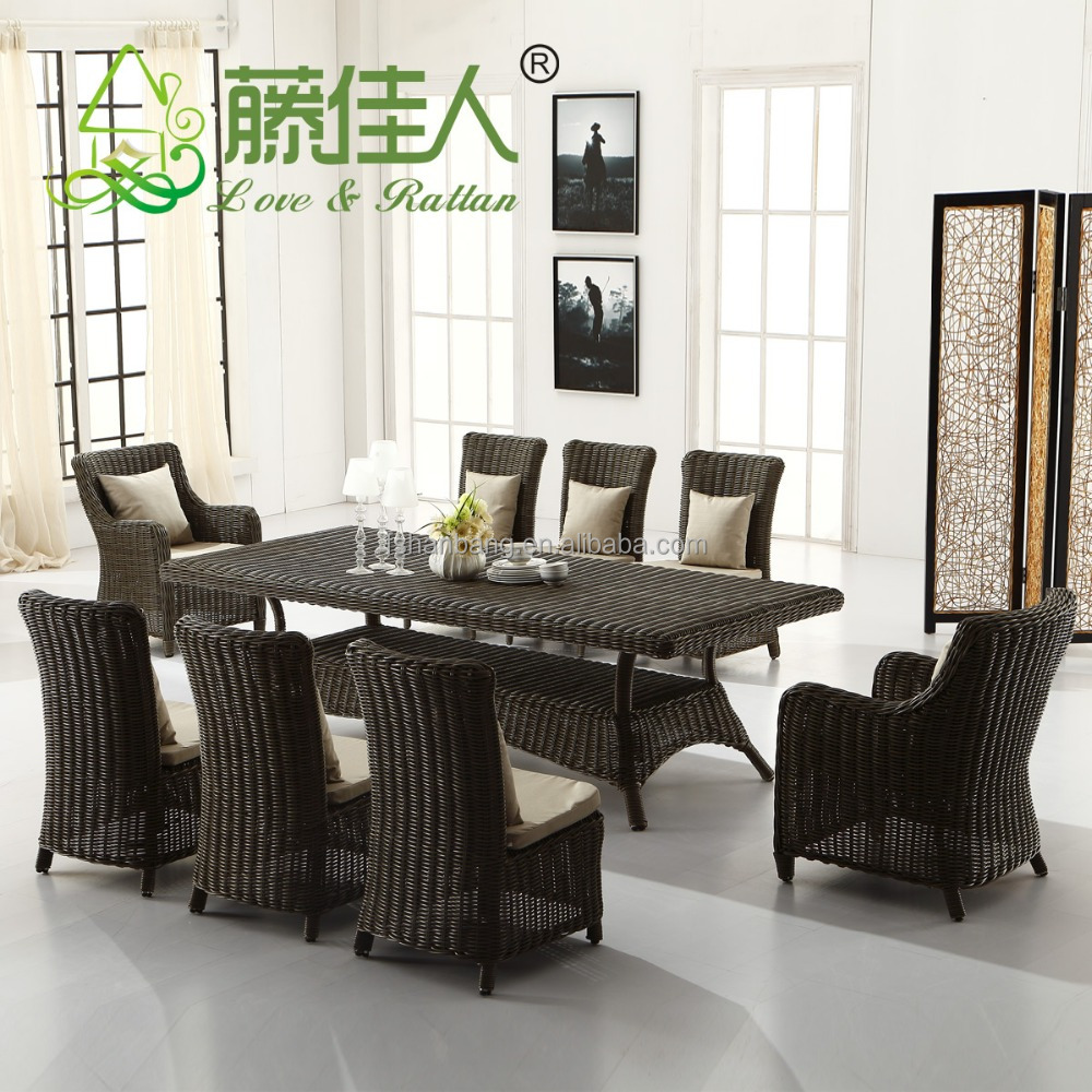 2016 New Aluminum Outdoor Dinning Furniture Set