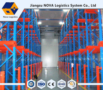 High Density Warehouse Drive in Pallet Rack