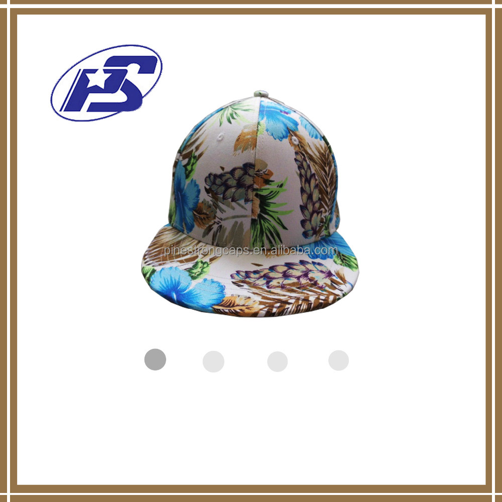 6 Panel flexfit Italy fishing hat