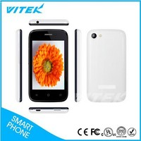 Dual Camera Android Cheap Smartphone with Sim Card Slot