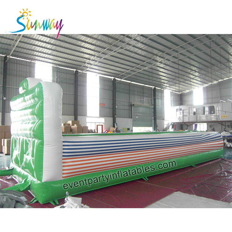 Customized New Style Inflatable Bungee Run Inflatable Sport Game For Adults