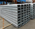 1700mm 1900mm Guardrail post for safety barrier
