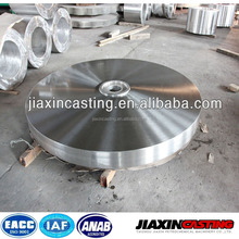 Stainless steel sand casting products