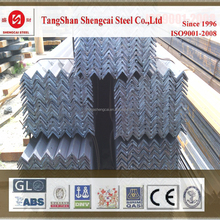 iron angle bar standard length with specification 100x100mm