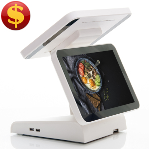 Cash cow Handheld touch screen lottery pos terminal with software solution