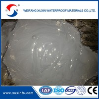 Building materials waterproofing coating for steel