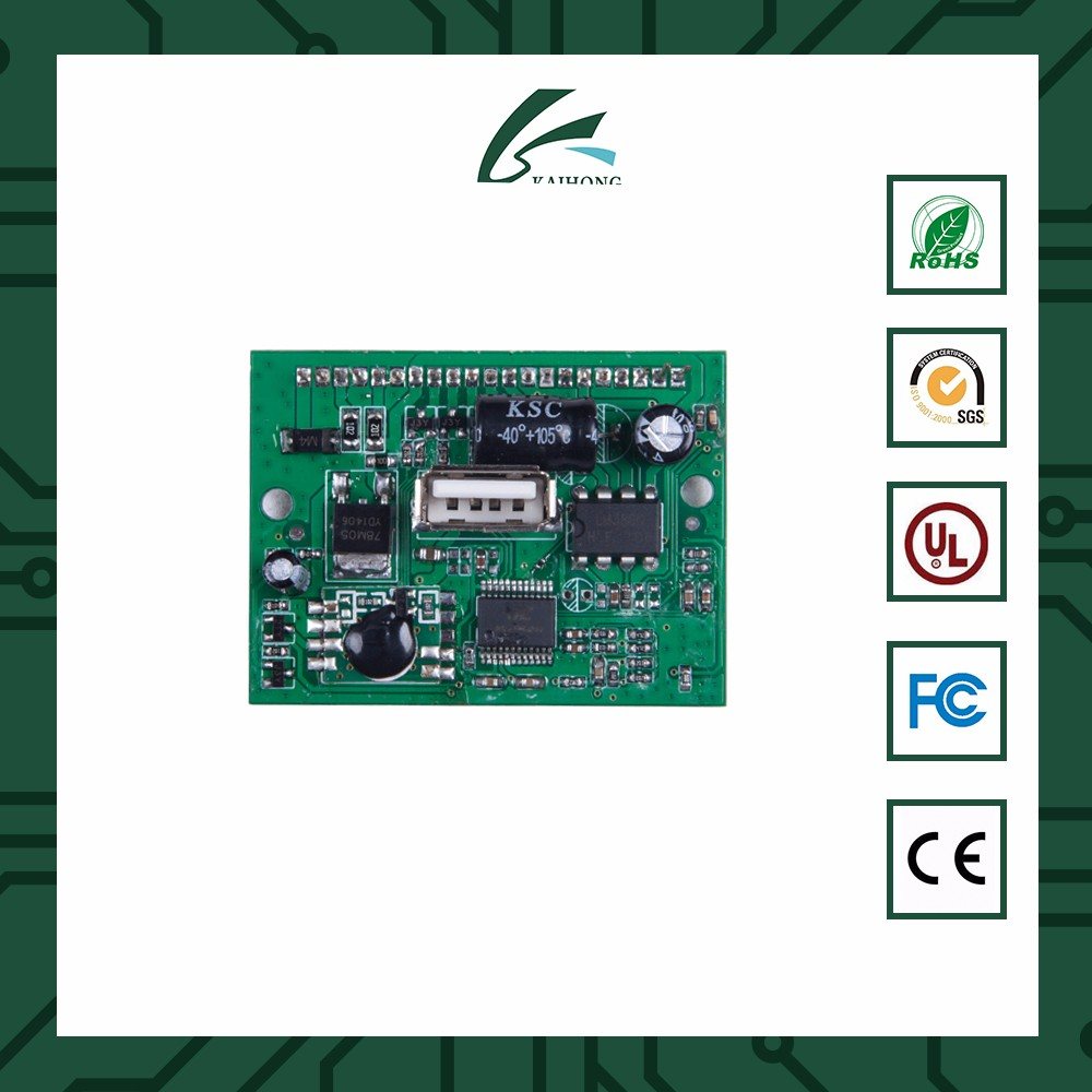 Chinese High Quality Low Price Fr4 Lcd Tv Circuit Board Pcb
