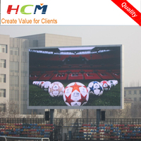 high performance super bright led display board p20 led display module