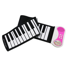 elegance portable roll up piano with 49keys,USB musical instrument,grand x in display,midi keyboard