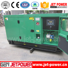 3 phase potable generator 25hp generator diesel set
