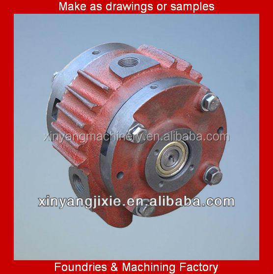 2BV Series NASH Water ring vacuum pump/compressor