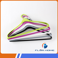 Wholesale Popular Laundry Hanger Plastic Coat