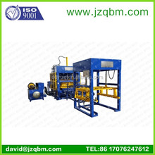 QT5-15B ecological recycled concrete brick making machine