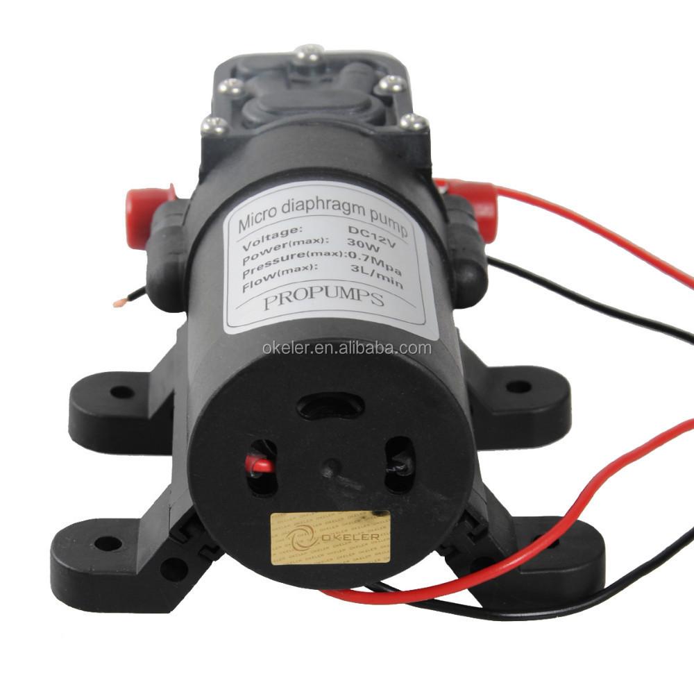 Hot Sale Cuci Mobil Micro Diafragma Tekanan Tinggi Pompa