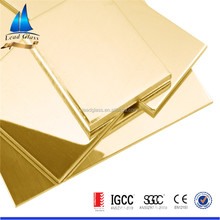 1.3-6mm Gold Coated Mirror