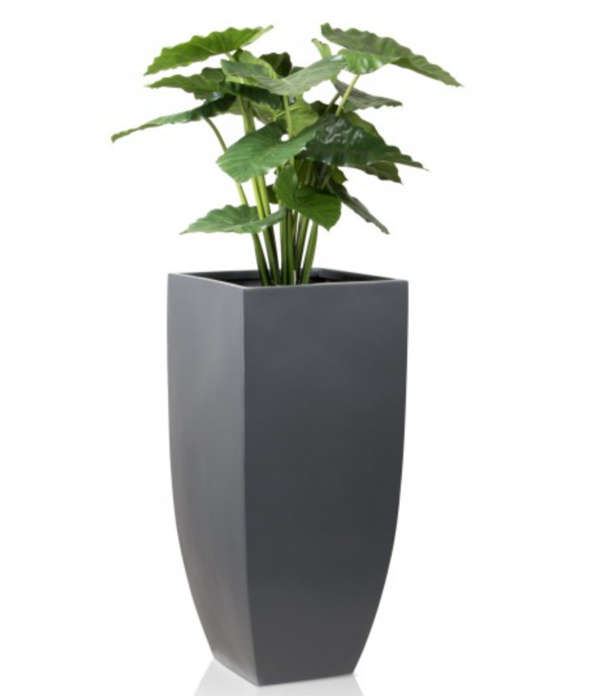 Tall decorative indoor flower pots planters and pots