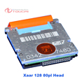 Original and Solvent Xaar 128 print head for Infinity FY-3312C printer